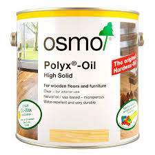 Pine Floorboards Osmo Polyx Oil Finish